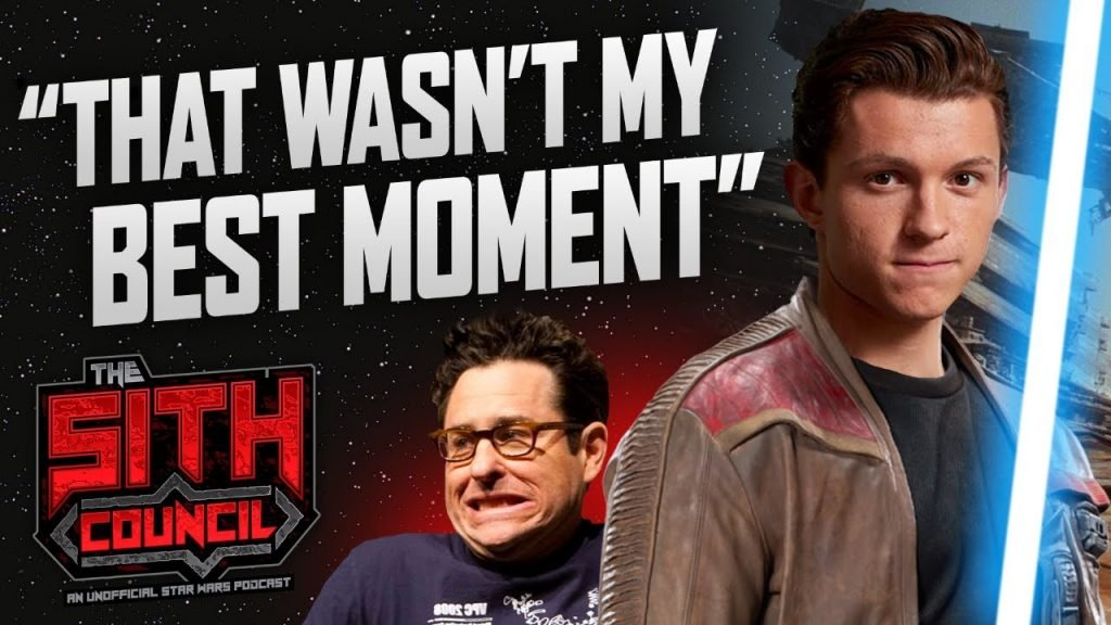 Sith Council #8 – Tom Holland Auditioned for Finn for The Force Awakens