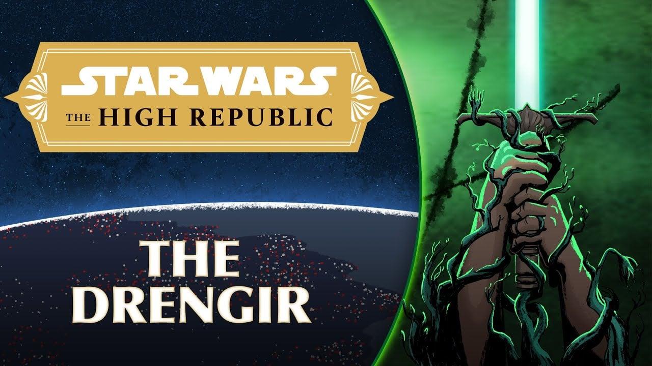 Star Wars High Republic Drengir