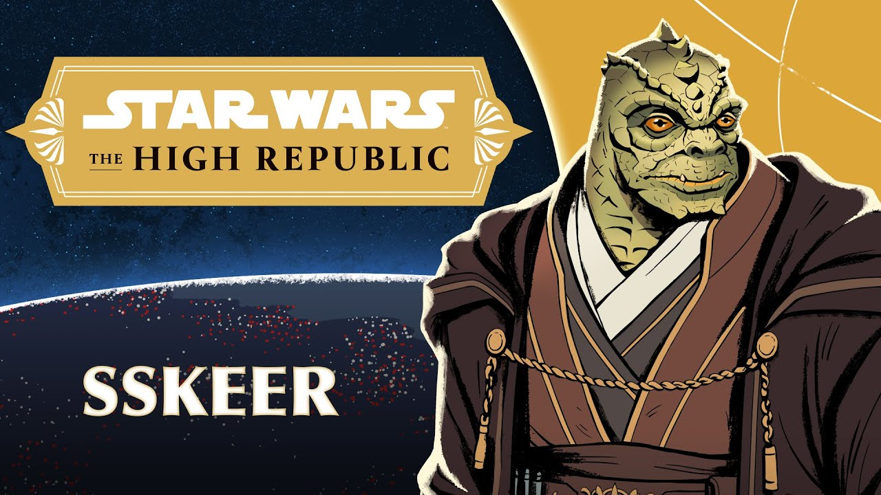 Star Wars High Republic Sskeer