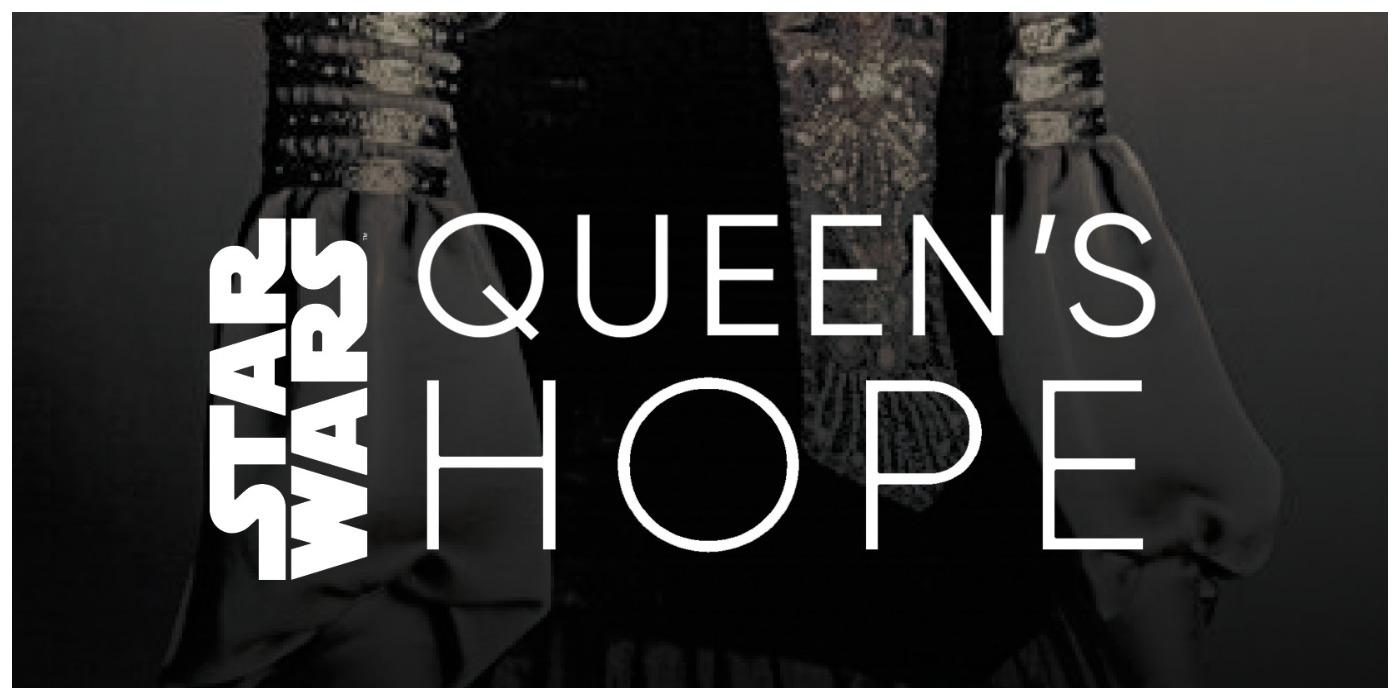 Star Wars Queen's Hope Header