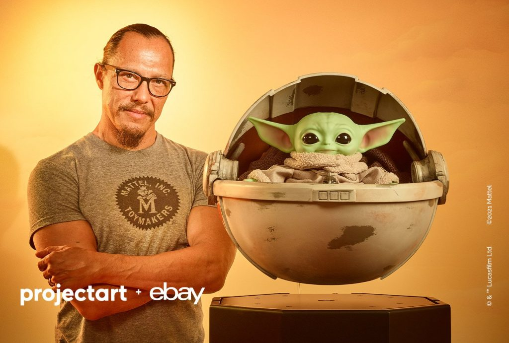 Mattel Creations, ProjectArt, and Ebay Team Up for the Ultimate Star Wars Bounty
