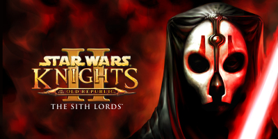 Knights of the Old Republic II artwork