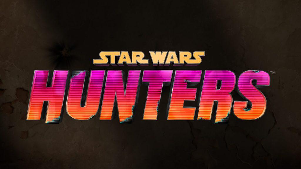 Star Wars: Hunters logo
