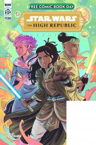 Star Wars High Republic Adventures Free Comic Book Day issue