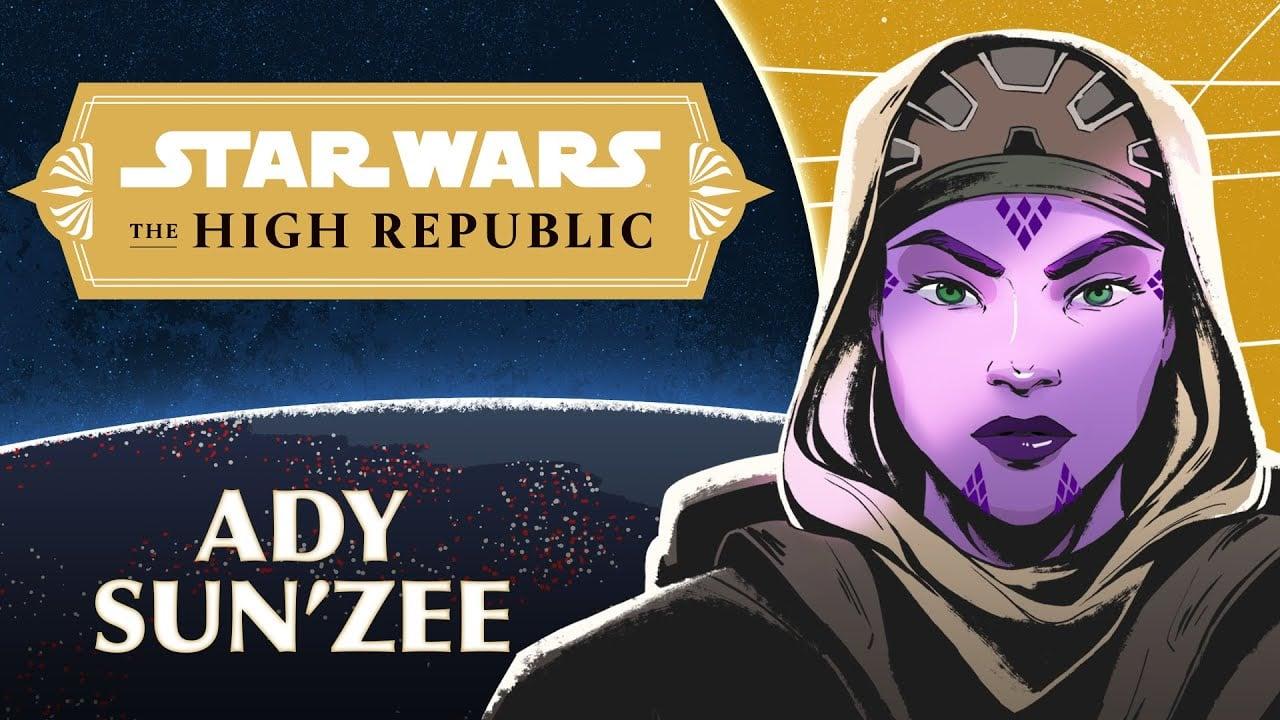 The High Republic Ady Sun'Zee