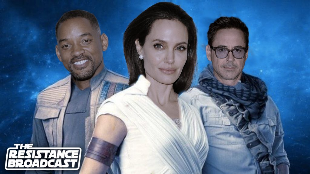 The Resistance Broadcast – Is Disney Pushing Lucasfilm to Cast Well Known Actors?