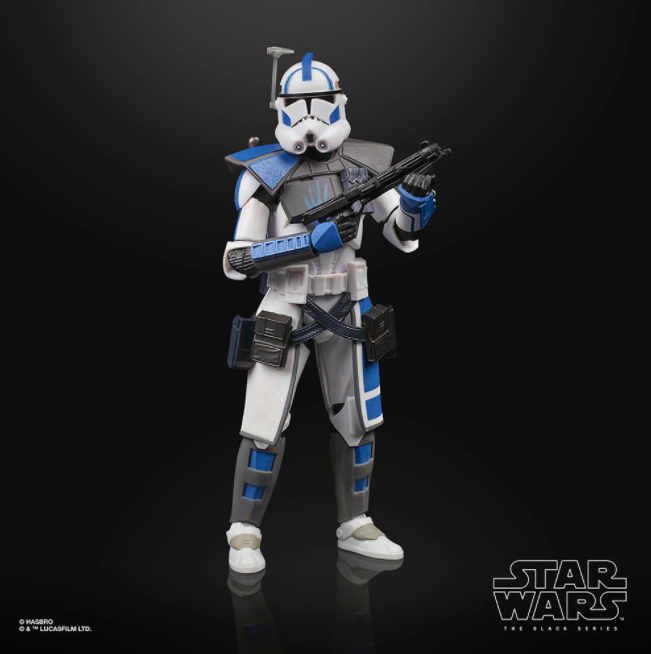 Star Wars - TCW - Echo Black