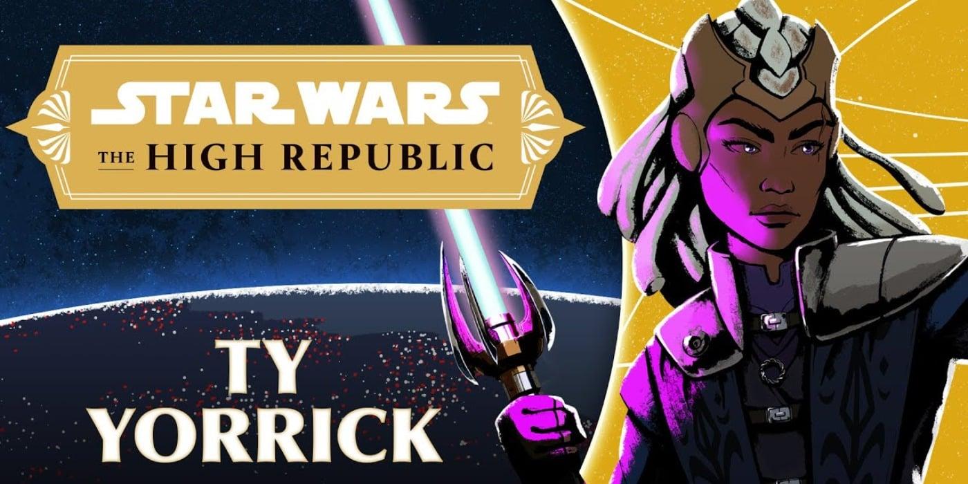 Star Wars The High Republic Ty Yorrick
