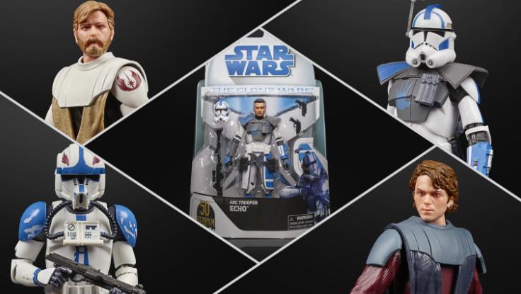 Star Wars - The Clone Wars - Black Series 2021