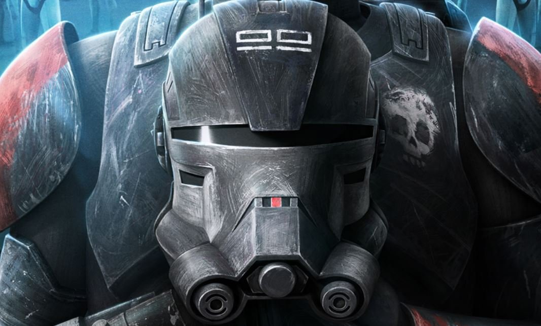 Bad Batch Echo helmet