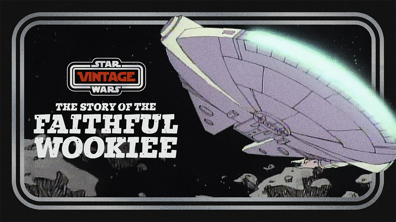 Star Wars The Story Of The Faithful Wookie