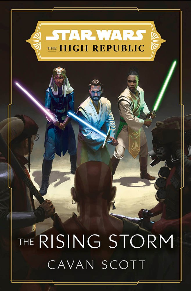 Elzar Mann's Visions and Self-Doubt Rise in a New Excerpt from 'The High Republic: The Rising Storm' by Cavan Scott