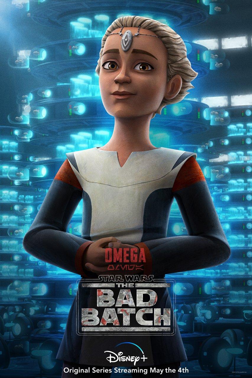 Omega Poster, The Bad Batch