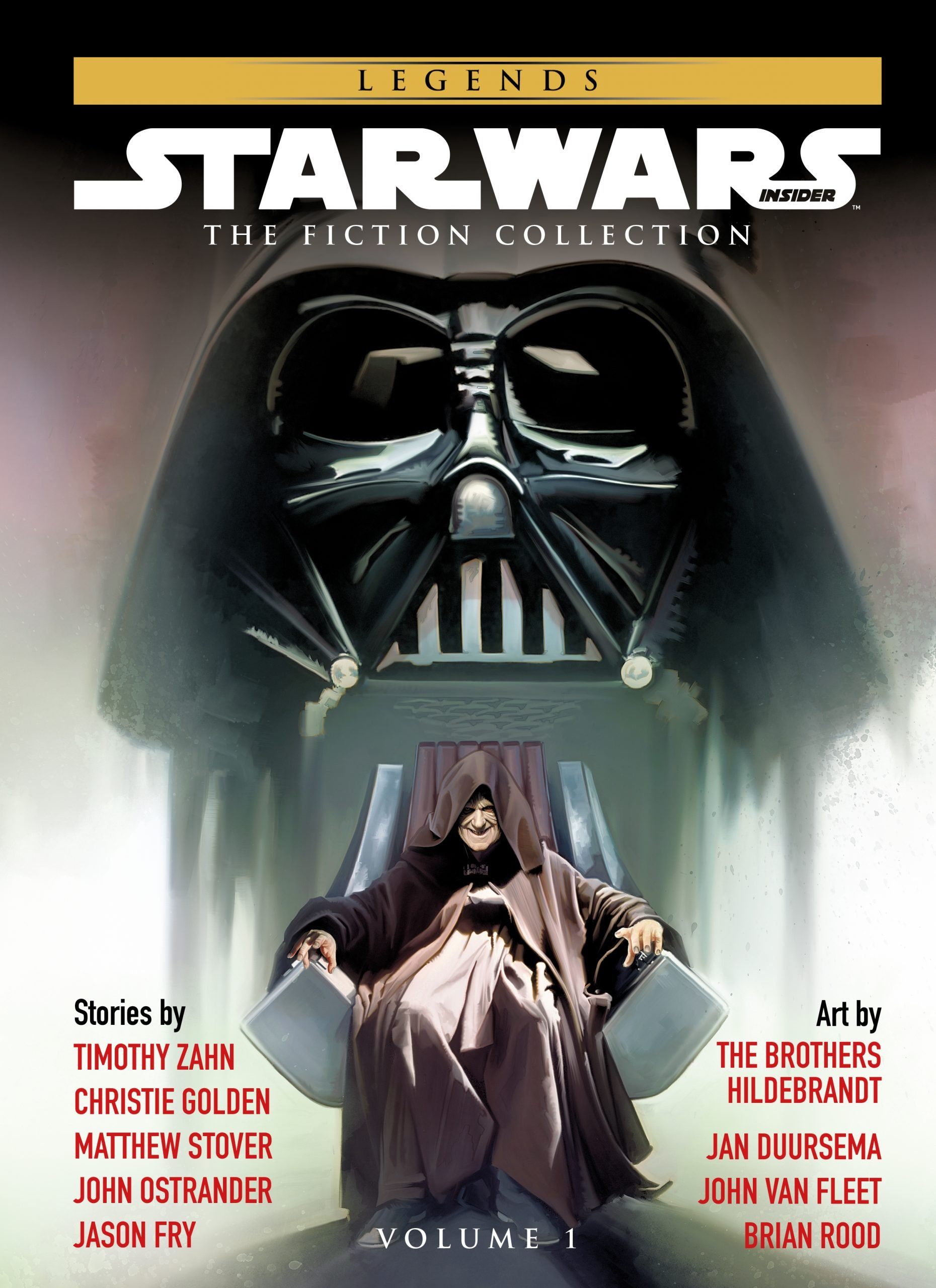 The Legends Renaissance Continues in Star Wars Insider: Fiction Collection Volume One