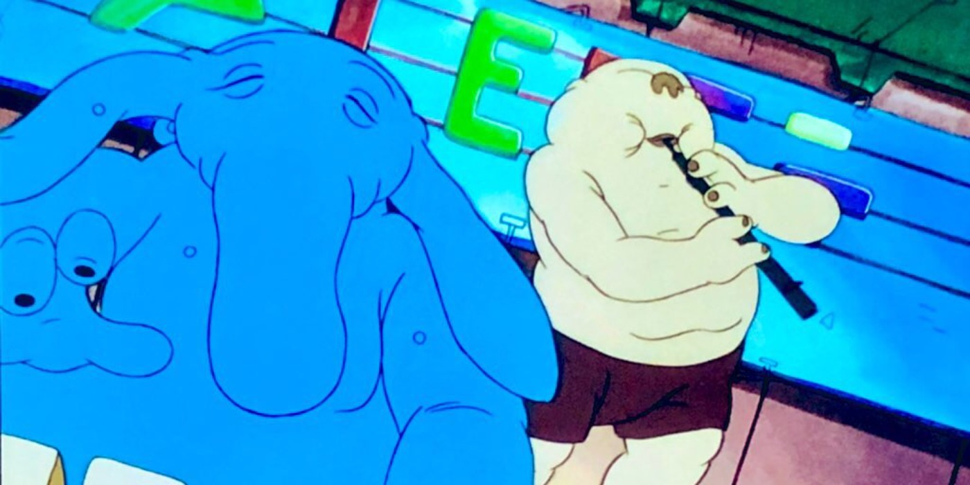 Max Rebo and Droopy McCool from Droids