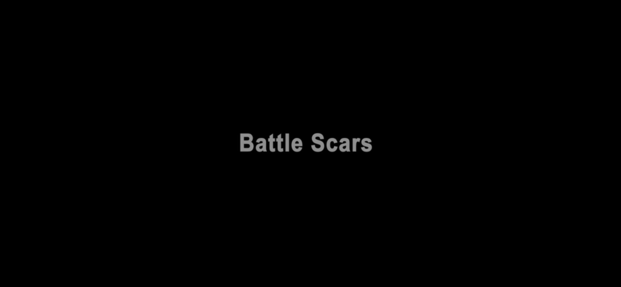 Star Wars: The Bad Batch Battle Scars title card