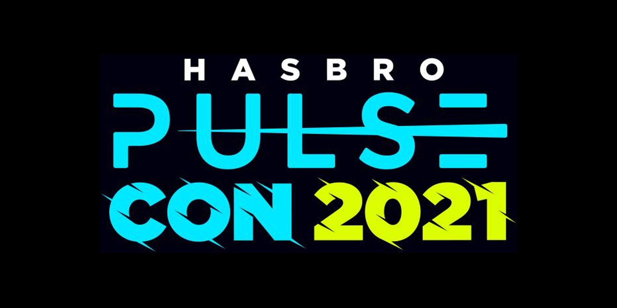 Hasbro Pulse Con 2021 logo