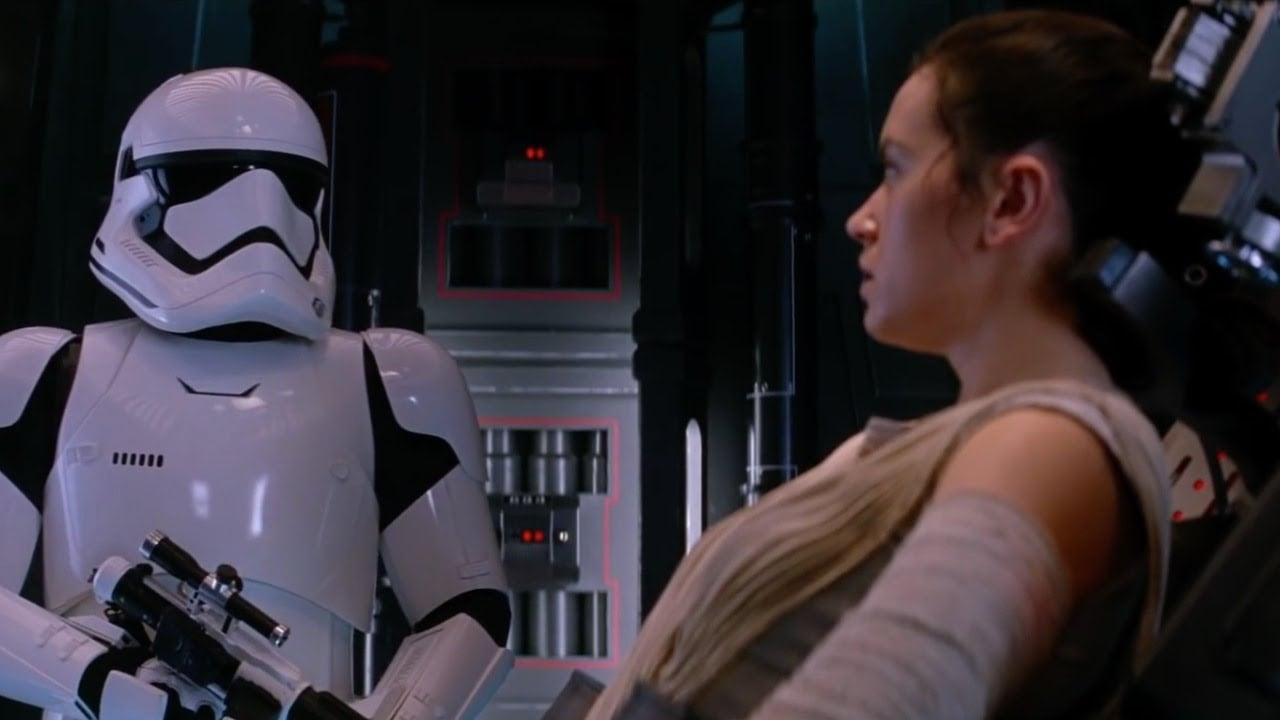 Daniel Craig in Star Wars: The Force Awakens