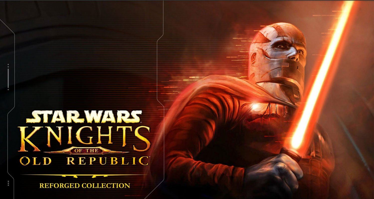 Knights of the Old Republic Reforged Collection artwork