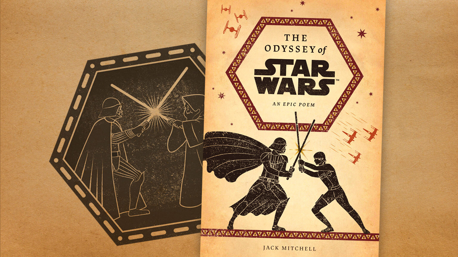 The Odyssey of Star Wars