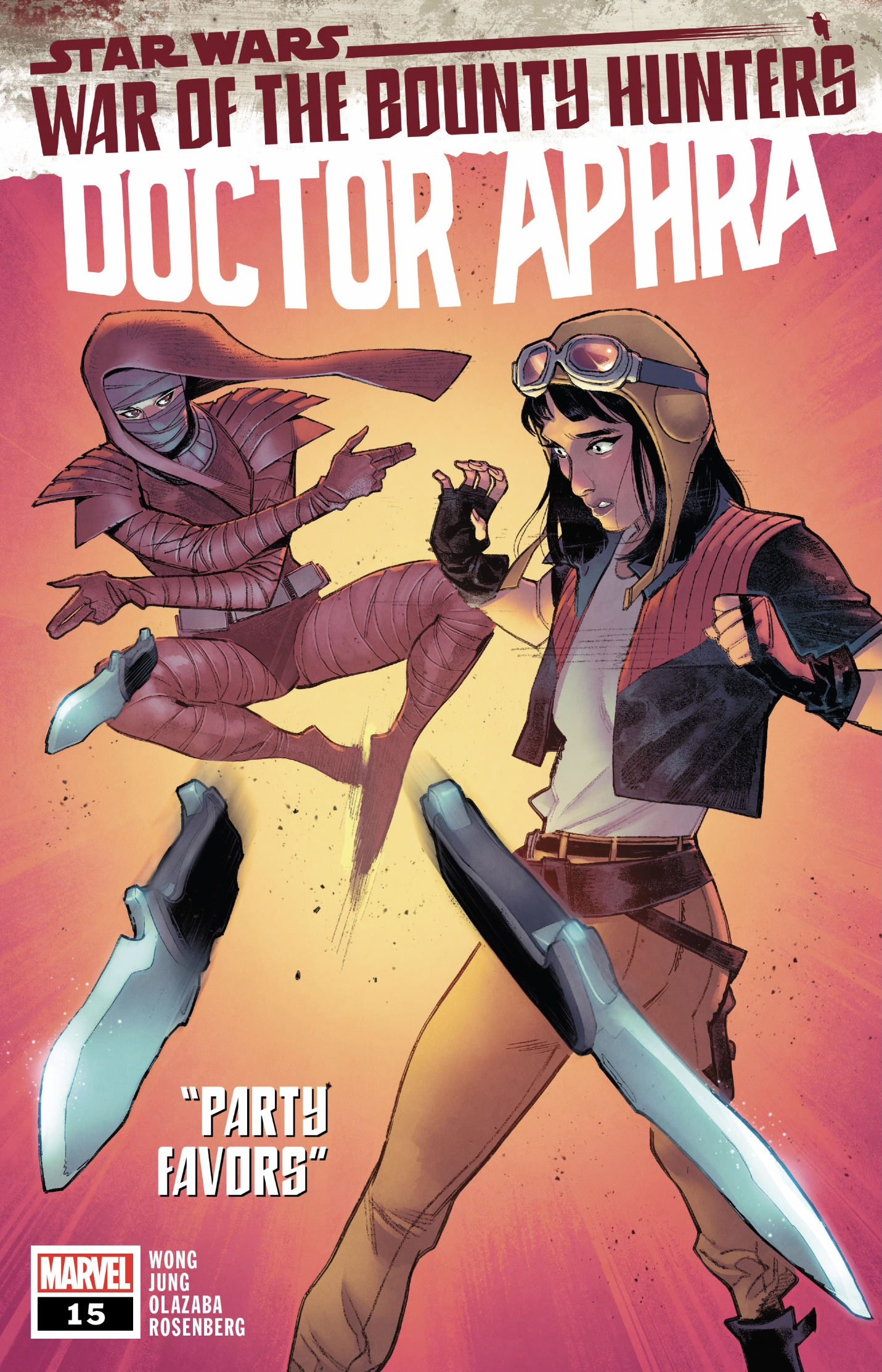 Review – An Ancient Weapon and New Revelations in Marvel's Doctor Aphra #15