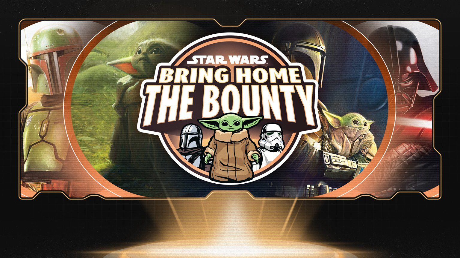 Bring Home the Bounty