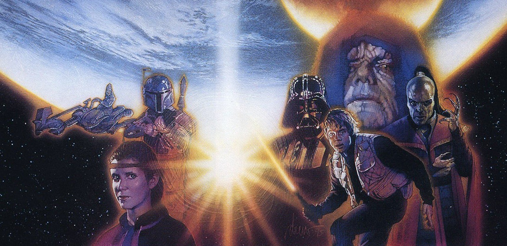 Editorial: Waltzing Out of the Shadows – Revisiting the 'Star Wars: Shadows of the Empire' Soundtrack