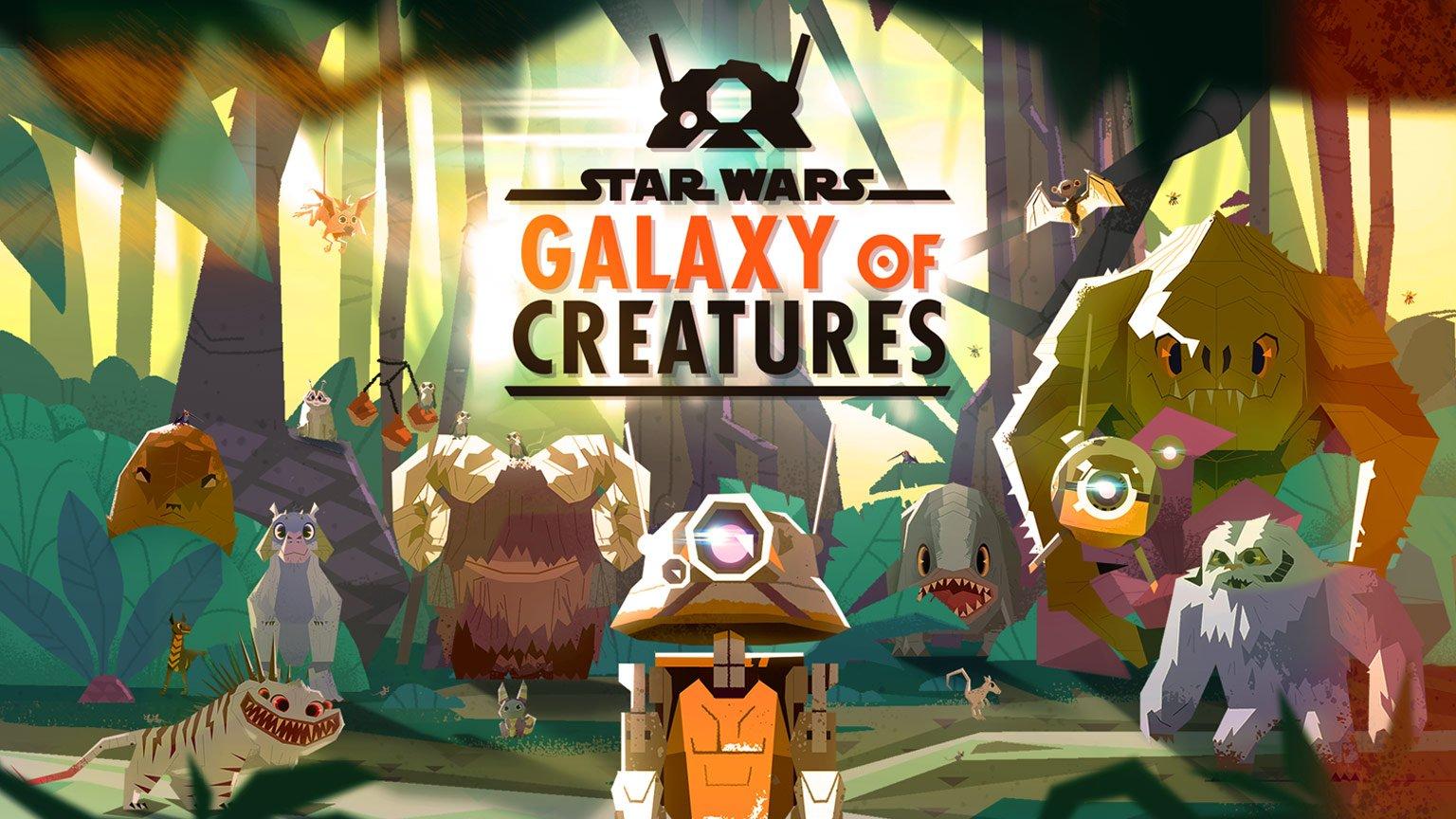 Star Wars: Galaxy of Creatures